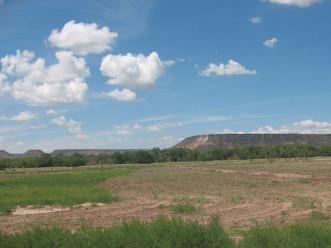 Bosque and mesas