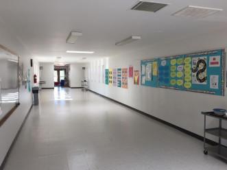 Head Start Hallway