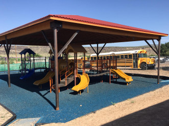 Head Start Play Area