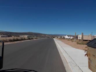 Sundance Road road work